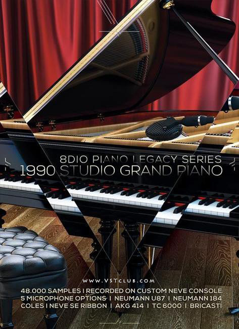 best 8dio piano